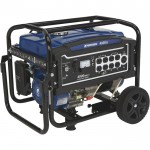 Powerhorse Portable Generator — 4000 Surge Watts, 3100 Rated Watts, Electric Start, EPA Compliant