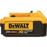 DEWALT 20V MAX Premium XR Lithium-Ion Battery — 20 Volt, 4.0Ah, Model# DCB204