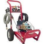 NorthStar Electric Cold Water Pressure Washer — 3000 PSI, 2.5 GPM, 230 Volt