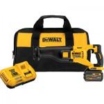 DEWALT FLEXVOLT 60 Volt Brushless Reciprocating Saw Kit — One FLEXVOLT Battery, Model# DCS388T1