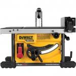 DEWALT FLEXVOLT 60 Volt MAX Brushless 8 1/4in. Table Saw Kit — Tool Only, Model# DCS7485B