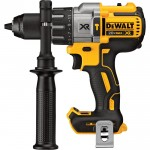 DEWALT Cordless MAX XR Lithium-Ion Brushless 3-Speed Hammer Drill — Tool Only, 20 Volt, Model# DCD996B