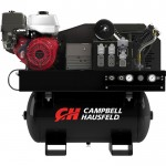 Campbell Hausfeld 2-in-1 Air Compressor/Generator with Honda Engine — Model# GR2200