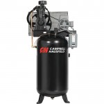 Campbell Hausfeld Two-Stage Air Compressor — 5 HP, 16.6 CFM @ 175 PSI, 230 Volt Single Phase, Model# CE7050