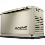 Generac Guardian Series Air-Cooled Home Standby Generator — 20 kW (LP)/18 kW (NG), Model# 7038