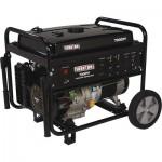 Ironton Portable Generator with Wheel Kit —7000 Surge Watts, 5500 Rated Watts