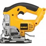 DEWALT Cordless Jig Saw — Tool Only, 18 Volt, Model# DC330B