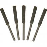 Ironton Replacement Chain Sharpener Stones — 5/32in. Stone, 5-Pk.