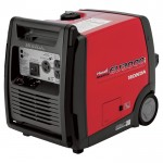 Honda EU3000i Handi Portable Inverter Generator — 3000 Surge Watts, 2600 Rated Watts, CARB-Compliant, Model# 653580