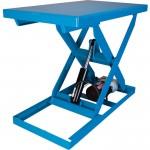 Bishamon Optimus Series Electric Hydraulic Lift Table — 2,000-Lb. Capacity, 36in. x 48in. Platform, 1/2 HP, Model# L2K-3648