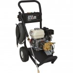 NorthStar Gas Cold Water Pressure Washer — 3,000 PSI, 2.5 GPM, Honda Engine, Model# 15781120