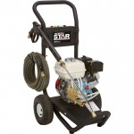 NorthStar Gas Cold Water Pressure Washer — 3000 PSI, 2.5 GPM, Honda Engine, Model# 15781720