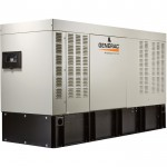 Generac Protector Series Diesel Home Standby Generator — 30 kW, 277/480 Volts, 3-Phase, Model# RD03024KDAE