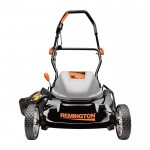 Remington 2-in-1 Electric Push Lawn Mower — 19in. Deck, Model# RM202A