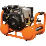 Industrial Air Contractor Pontoon Air Compressor with Honda OHC Engine — 4 Gallon, 155 PSI, Model# CTA5090412