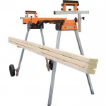 HTC PortAMate Professional Miter Saw Stand, Model# PM-5000