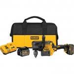 DEWALT FLEXVOLT 60 Volt MAX Brushless Stud and Joist Drill Kit — 2 FLEXVOLT Batteries, Model# DCD460T2