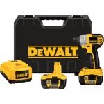 DEWALT Heavy-Duty Cordless Impact Driver Kit — 18V, 1/4in., Model# DC827KL