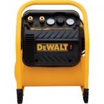 DEWALT Portable Electric Air Compressor — 1.1 HP, 2.5-Gallon, 3.0 CFM, Model# DWFP55130