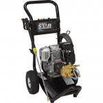 NorthStar Gas Cold Water Pressure Washer — 3000 PSI, 2.5 GPM, Honda Engine, Model# 15775440
