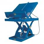 Vestil AC Powered Lift & Tilt Scissor Table