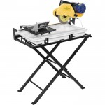 QEP Dual-Speed Tile Saw — 10in. Blade, 15 Amps, Model# 60020SQ