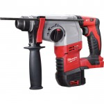 Milwaukee M18 Cordless SDS+ Rotary Hammer — Tool Only, 18 Volt, Model# 2605-20