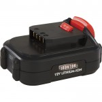 Ironton 12 Volt Lithium-Ion Battery — For Use With Items# 46174 and 46175