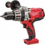 Milwaukee 28 Volt Cordless Hammer Drill — Tool Only, 1/2 in., Model# 0726-20