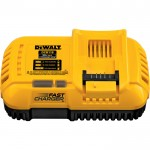 DEWALT Fan Cooled Fast Charger — For 20 Volt MAX and 60 Volt MAX FLEXVOLT Batteries, Model# DCB118