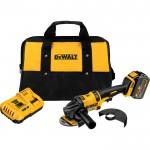 DEWALT FLEXVOLT 60 Volt Grinder Kit — One FLEXVOLT Battery, 4 1/2in.–6in., Model# DCG414T1