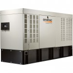 Generac Protector Series Diesel Home Standby Generator — 50 kW, 277/480 Volts, 3-Phase, Model# RD05034KDAE