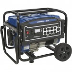 Powerhorse Portable Generator — 4000 Surge Watts, 3100 Rated Watts, EPA Compliant