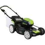 Greenworks Pro 80V Brushless Cordless Lawn Mower — 21in. Deck, Model# 2501202