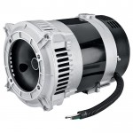 NorthStar Generator Head — 6500 Surge Watts, 6000 Rated Watts, 13 HP Required, J609B Engine Adaption
