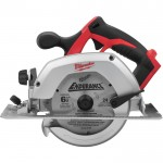 Milwaukee Cordless M18 Circular Saw — Tool Only, 6 1/2in. Model# 2630-20