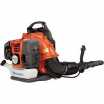Husqvarna Reconditioned CARB/EPA-Approved Backpack Blower — 50.2cc, 434 CFM, Model# 150BTA