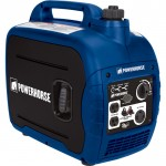 Powerhorse Portable Inverter Generator — 2000 Surge Watts, 1600 Rated Watts, CARB Compliant