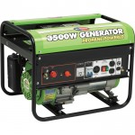 All Power America Portable Propane Generator — 3500 Surge Watts, 2800 Rated Watts, Model# APG3535