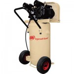 Ingersoll Rand Garage Mate Portable Electric Air Compressor — 2 HP, 20-Gallon Vertical, 5.5 CFM, Model# P1.5IU-A9