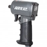 AIRCAT Compact Impact Wrench — 3/8in. Drive, Aluminum Housing, 500 Ft.-Lbs. Torque, Model# 1075-TH