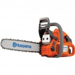Husqvarna 445 Chain Saw — 16in. Bar, 45.7cc, 0.325in. Pitch, Model# 445