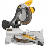 DEWALT Heavy-Duty Single-Bevel Compound Miter Saw — 12in., Model# DW715