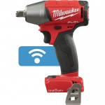 Milwaukee M18 FUEL 1/2in. Impact Wrench with ONE-KEY — Tool Only, Model# 2759-20