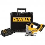 DEWALT 20V MAX XR Lithium-Ion Jig Saw Kit — 20 Volt, 3000 SPM, Model# DCS331M1