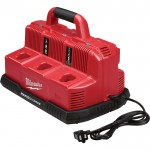 Milwaukee M18 & M12 Rapid Charge Station, Model# 48-59-1807