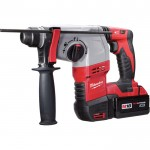 Milwaukee M18 Cordless SDS+ Rotary Hammer Kit — 18 Volt, Model# 2605-22