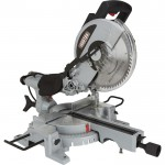 Ironton 10in. Compound Sliding Miter Saw — 2.4 HP, 15 Amps, 4600 RPM