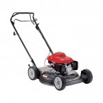 Honda Self-Propelled Push Lawn Mower — 160cc Honda GCV Engine, 21in. Deck, Model# HRS216K5SKA