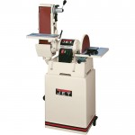 JET Combination Belt/Disc Sander with Closed Stand, Model# JSG-6CS